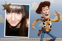 Xerife Woody do Filme Toy Story
