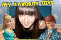 Toy Story My Favorite Toys