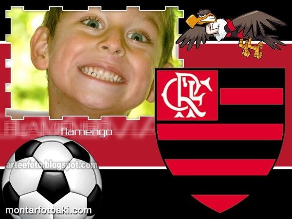 Moldura Escudo do Flamengo