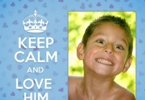 Keep Calm and Love Him