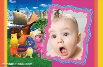Os Backyardigans Navio
